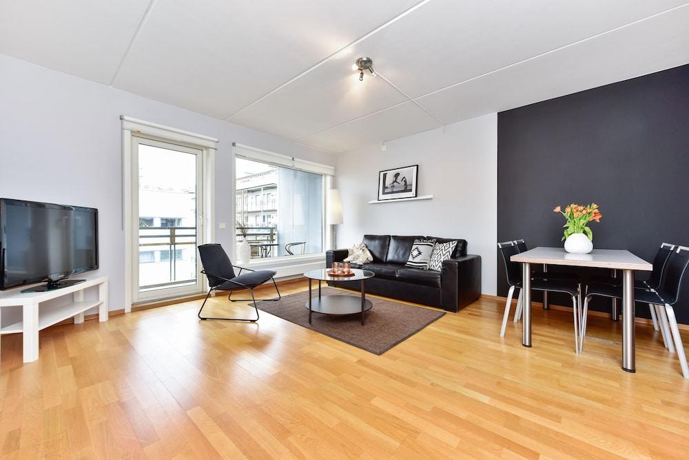 Forenom Apartments Pilestredet Park