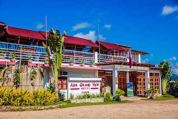 Asia Grand View Hotel Palawan Hotel Front