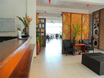 Asia Grand View Hotel Palawan Reception