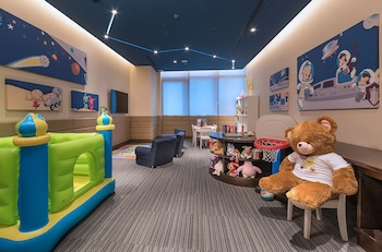 Ascott BGC Childrens Play Area - Indoor