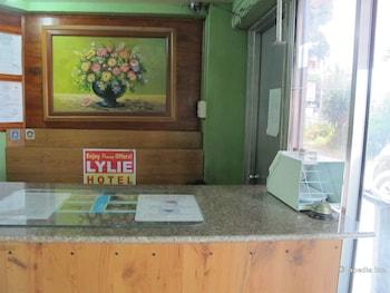 Lylie Hotel Cebu Reception