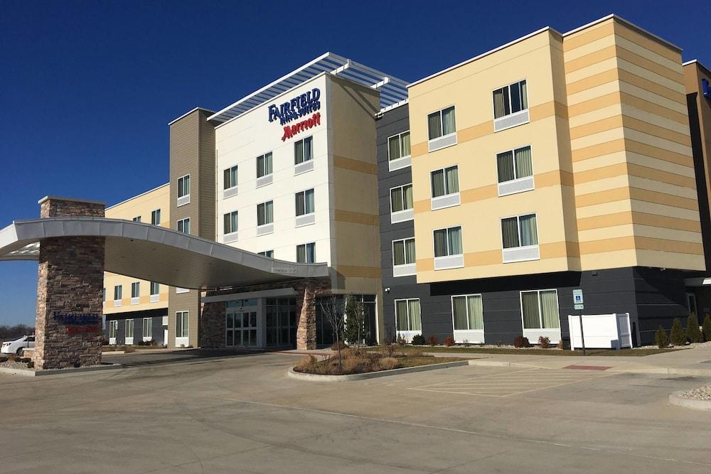 Fairfield Inn & Suites St. Louis Pontoon Beach/Granite City