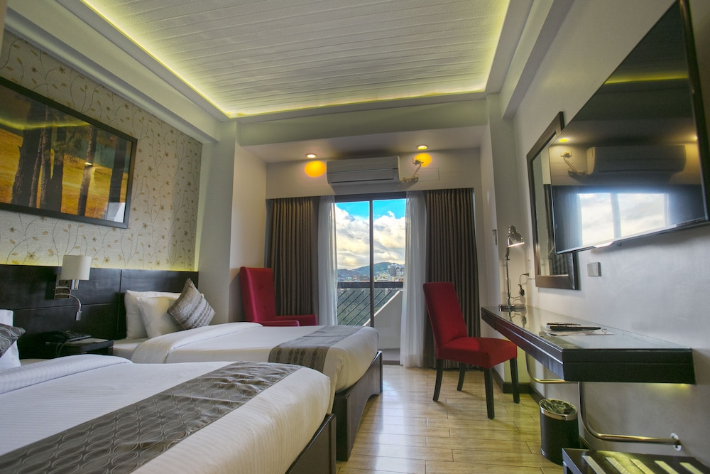 Venus Parkview Hotel Baguio Inr 1059 Off 4 8 3 7 Best Offers