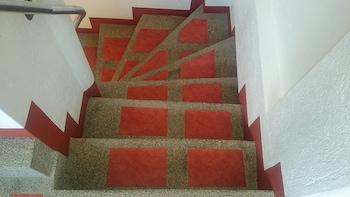 Island Jewel Inn Boracay Staircase