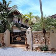 斯巴雅棕櫚日落海灘豪華別墅飯店
