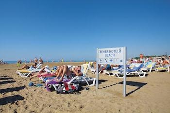 Seher Sun Palace Resort & Spa - All Inclusive - Beach  - #0