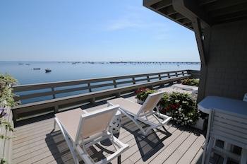 Dyer's Beach House in Provincetown, Massachusetts