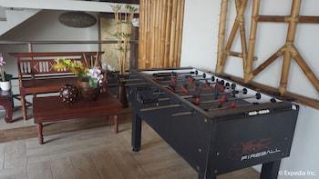 Score Birds Hotel Pampanga Game Room