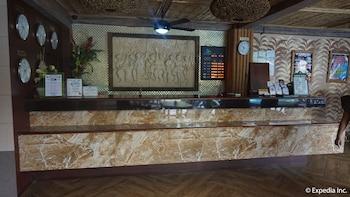 Score Birds Hotel Pampanga Reception
