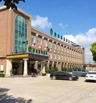 Photo for Greentree Inn Shanghai Lianyou Road in Shanghai