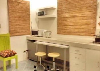 812 Angol Boracay In-Room Kitchenette