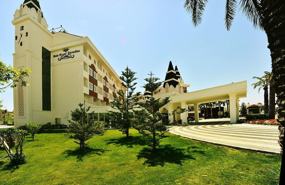 Side Royal Paradise - All Inclusive