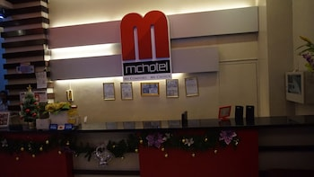 Mchotel Quezon City Reception