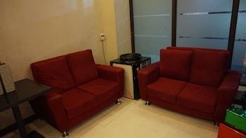 Mchotel Quezon City Lobby Sitting Area