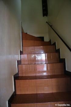 Mediterranean House Restaurant & Hotel Cavite Staircase
