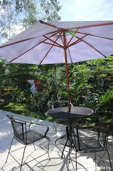 Mediterranean House Restaurant & Hotel Cavite Outdoor Dining