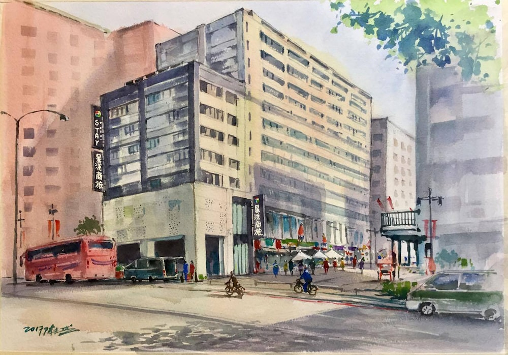 Stay Hotel - Taichung Yizhong