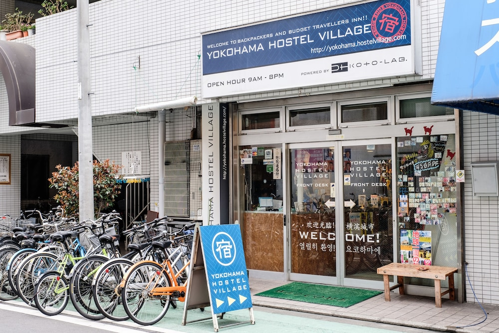 Yokohama Hostel Village Hayashi Kaikan