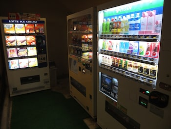 Kashiwaya - Vending Machine  - #0