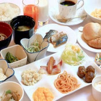 Hotel Crown Hills Nigata - Food and Drink  - #0