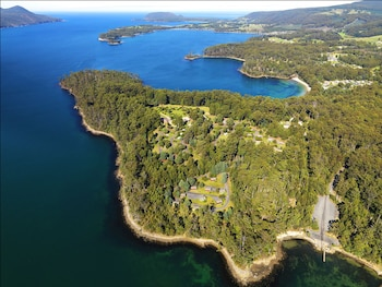 Port Arthur Holiday Park - Aerial View  - #0