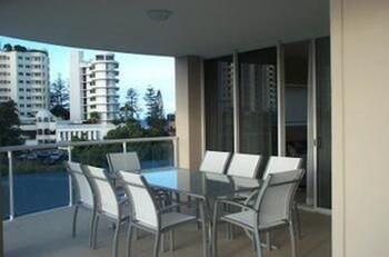 Pandanus Mooloolaba - Terrace/Patio  - #0