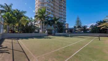 2nd Avenue Beachside Apartments - Tennis Court  - #0