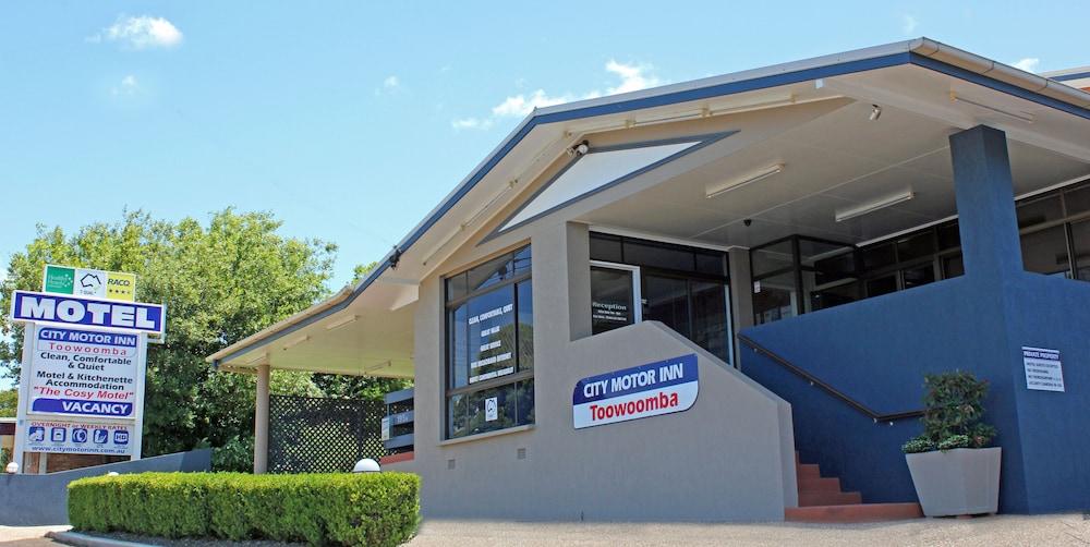 City Motor Inn Toowoomba