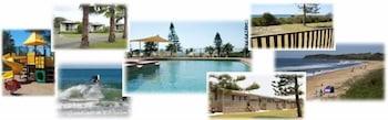 Diamond Beach Holiday Park