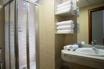 Hotel Córdoba Centro - Bathroom  - #0