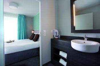 Appart'City Confort Montpellier Ovalie II - Bathroom  - #0