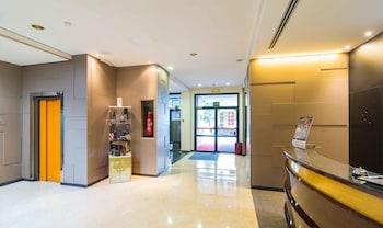 Hotel El Patio - Interior Entrance  - #0