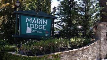 Marin Lodge in San Rafael, California