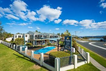 Sails Luxury Apartments Merimbula