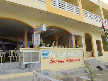 白色海灘酒吧及餐廳飯店