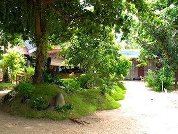 Purple Snapper Dive Resort Malapascua Garden View