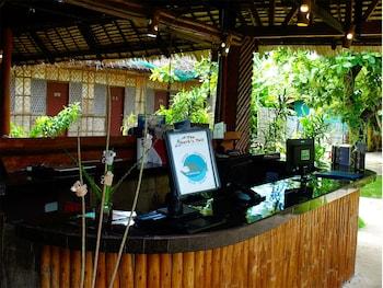 Purple Snapper Dive Resort Malapascua Reception