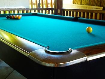 Purple Snapper Dive Resort Malapascua Billiards