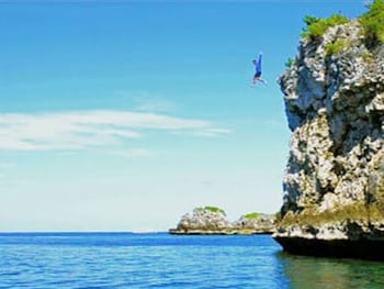Purple Snapper Dive Resort Malapascua Exterior detail