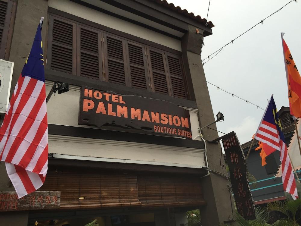 Palm Mansion Boutique Suites