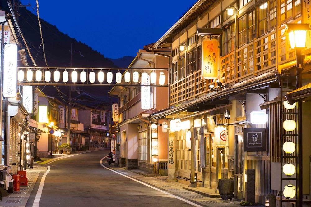 Yado Hanaya Tokubei - Dorogawa-onsen Hot Spring