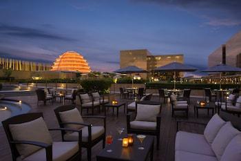 Nobu Hotel Manila Poolside Bar
