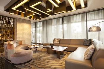 Nobu Hotel Manila Lobby