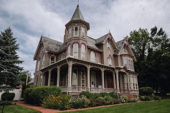 Joshua Wilton House in Harrisonburg, Virginia