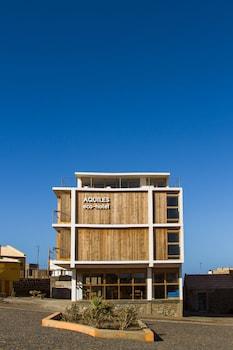 Aquiles Eco Hotel in Sao Vicente