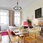 布拉格西椰思塔公寓