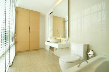 Seven Zea Chic Hotel - Bathroom  - #0