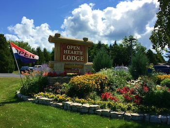 Open Hearth Lodge in Sister Bay, Wisconsin