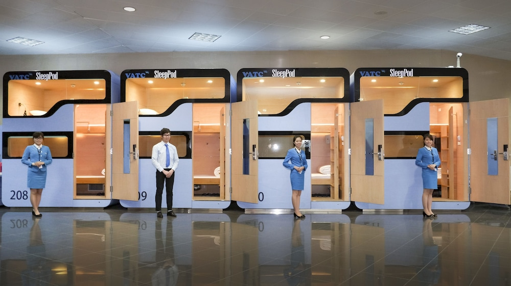 VATC SleepPod Terminal 1