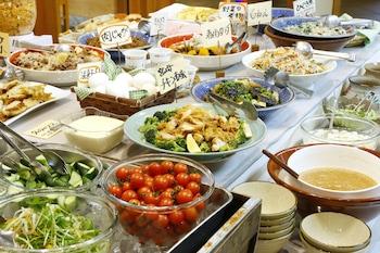 Hotel Sky Tower Miyazaki Ekimae - Food and Drink  - #0